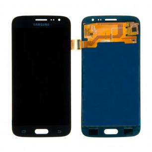 Дисплей Samsung J210 Galaxy J2 duos (2016) (TFT) с тачскрином Black