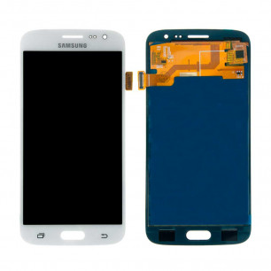 Дисплей Samsung J210 Galaxy J2 duos (2016) (TFT) с тачскрином White