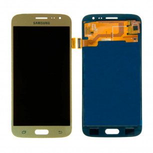 Дисплей Samsung J210 Galaxy J2 duos 2016 (TFT) с тачскрином Gold