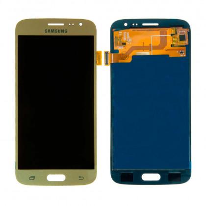 Дисплей Samsung J210 Galaxy J2 duos 2016 (TFT) с тачскрином Gold - ukr-mobil.com