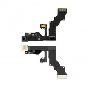 Шлейф Apple iPhone 6 Plus, с фронтальной камерой, датчиком приближения, микрофоном, Original PRC