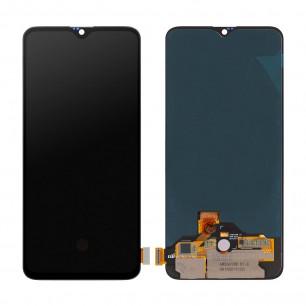 Дисплей OnePlus 6T, с тачскрином, OLED, Black