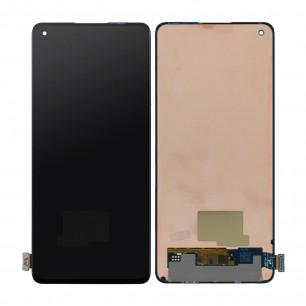 Дисплей OnePlus 8, с тачскрином, Original, Black