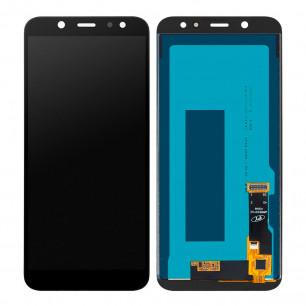 Дисплей Samsung A600 Galaxy A6, с тачскрином, INCELL, Black