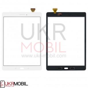 Сенсор (тачскрин) Samsung T550 Galaxy Tab A 9.7, T555 Galaxy Tab A 9.7 LTE, White