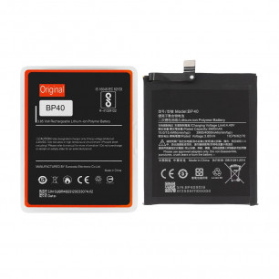 Аккумулятор Xiaomi Mi 9T, Mi 9T Pro, Redmi K20, Redmi K20 Pro, BP40, (4000 mAh), Original PRC
