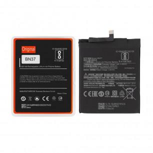 Аккумулятор Xiaomi Redmi 6, Redmi 6A, BN37, (2900 mAh), Original PRC