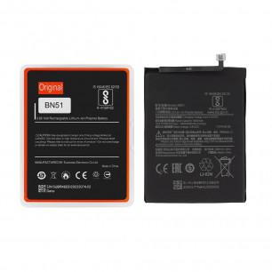 Аккумулятор Xiaomi Redmi 8, Redmi 8a, BN51, (4900 mAh), Original PRC