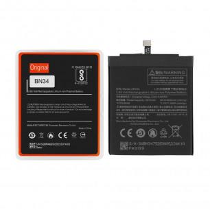Аккумулятор Xiaomi Redmi 5A, BN34, (3000mAh), Original PRC