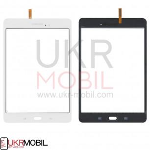 Сенсор (тачскрин) Samsung T350 Galaxy Tab A 8.0, (версия Wi-fi), White
