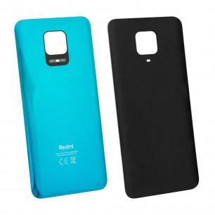 Задняя крышка Xiaomi Redmi Note 9 Pro, Redmi Note 9S, Original PRC, Blue