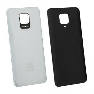 Задняя крышка Xiaomi Redmi Note 9 Pro, Redmi Note 9S, Original PRC, White