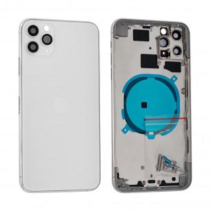 Корпус Apple iPhone 11 Pro Max, в сборе, Original PRC, Silver