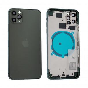 Корпус Apple iPhone 11 Pro Max, в сборе, Original PRC, Green Midnight
