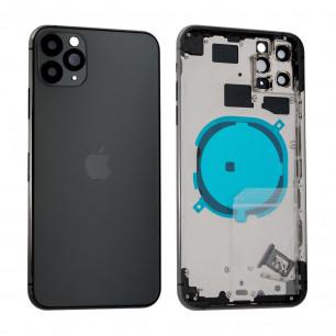 Корпус Apple iPhone 11 Pro Max, в сборе, Original PRC, Space Gray