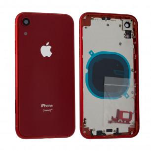 Корпус Apple iPhone XR, в сборе, Original PRC, Red
