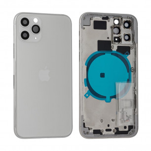 Корпус Apple iPhone 11 Pro, в сборе, Original PRC, Silver