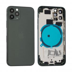 Корпус Apple iPhone 11 Pro, в сборе, Original PRC, Green Midnight