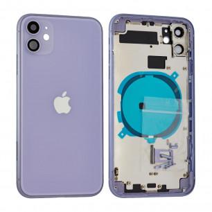 Корпус Apple iPhone 11, в сборе, Original PRC, Purple