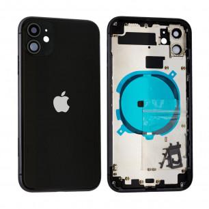 Корпус Apple iPhone 11, в сборе, Original PRC, Black