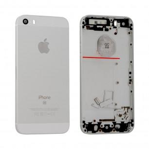 Корпус Apple iPhone 5SE, Original PRC, Silver