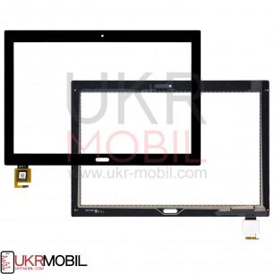 Сенсор (тачскрин) Lenovo Tab 4 10 Plus X704L, Black