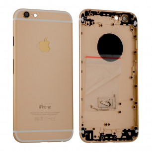 Корпус Apple iPhone 6, Original PRC, Gold