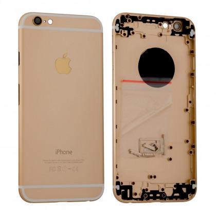 Корпус Apple iPhone 6, Original PRC, Gold - ukr-mobil.com