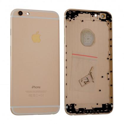 Корпус Apple iPhone 6 Plus, Original PRC, Gold - ukr-mobil.com