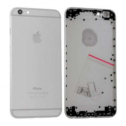 Корпус Apple iPhone 6 Plus, Original PRC, Silver - ukr-mobil.com