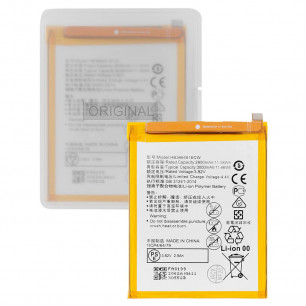 Аккумулятор Huawei P10 Lite, P20 Lite, P Smart, Honor 9 Lite, Honor 7A Pro, Y6 2018, HB366481ECW, (2900mAh), Original PRC