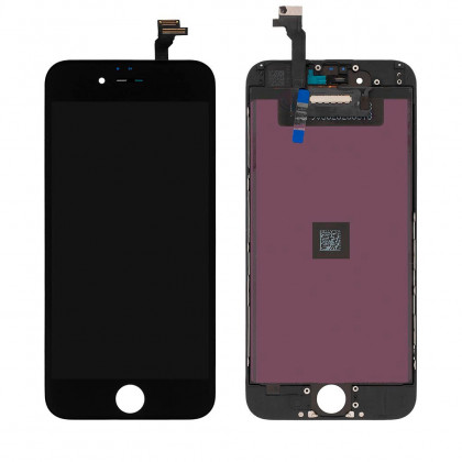 Дисплей Apple iPhone 6, с тачскрином, High Copy, Black, фото № 1 - ukr-mobil.com