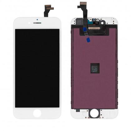 Дисплей Apple iPhone 6, с тачскрином, High Copy, White - ukr-mobil.com