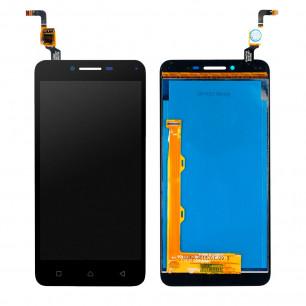 Дисплей Lenovo A6020a40 Vibe K5, с тачскрином, High Copy, Black