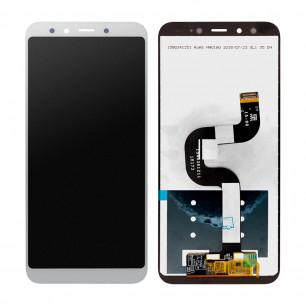 Дисплей Xiaomi Mi A2, Redmi 6x, с тачскрином, Original PRC, White