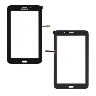 Сенсор (тачскрин) Samsung T116 Galaxy Tab 3 Lite 7.0 3G, High Copy, Black
