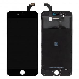 Дисплей Apple iPhone 6 Plus, с тачскрином, Original (Восстановленый), Black
