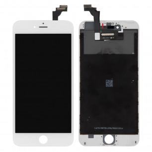 Дисплей Apple iPhone 6 Plus, с тачскрином, Original (Восстановленый), White