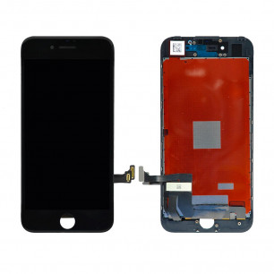 Дисплей Apple iPhone 7, с тачскрином, High Copy, Black