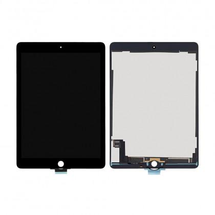 Дисплей Apple iPad Air 2 (A1566, A1567), с тачскрином, Original PRC, Black, фото № 1 - ukr-mobil.com