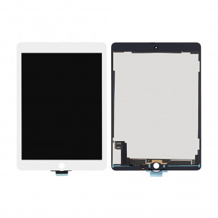 Дисплей Apple iPad Air 2 (A1566, A1567), с тачскрином, Original PRC, White