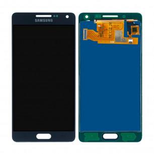 Дисплей Samsung A500 Galaxy A5, с тачскрином, TFT (с регулируемой подсветкой), Black