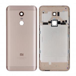 Задняя крышка Xiaomi Redmi 5 Plus, Gold