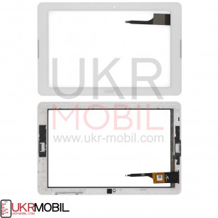 Сенсор (тачскрин) Acer Iconia One 10 B3-A40, White