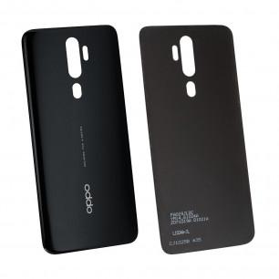 Задняя крышка Oppo A5 2020, Original PRC, Black