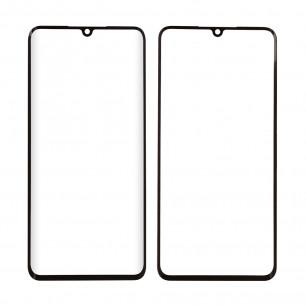 Стекло дисплея Xiaomi Mi Note 10, Mi Note 10 Lite, Mi Note 10 Pro, Original, Black
