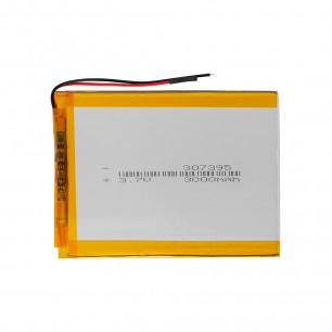 Аккумулятор для планшета 3.0*73*95 мм, (3000 mAh)