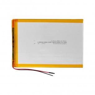 Аккумулятор для планшета 2.5*100*150 мм, (5000 mAh)
