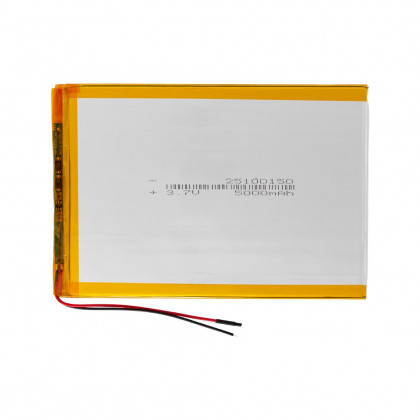 Аккумулятор для планшета 2.5*100*150 мм, (5000 mAh) - ukr-mobil.com