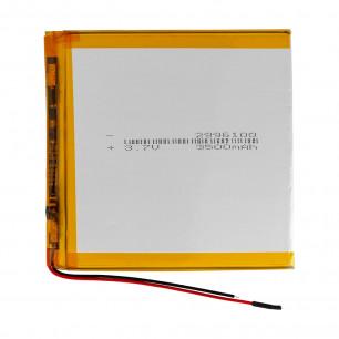 Аккумулятор для планшета 2.9*96*100 мм, (3500 mAh)